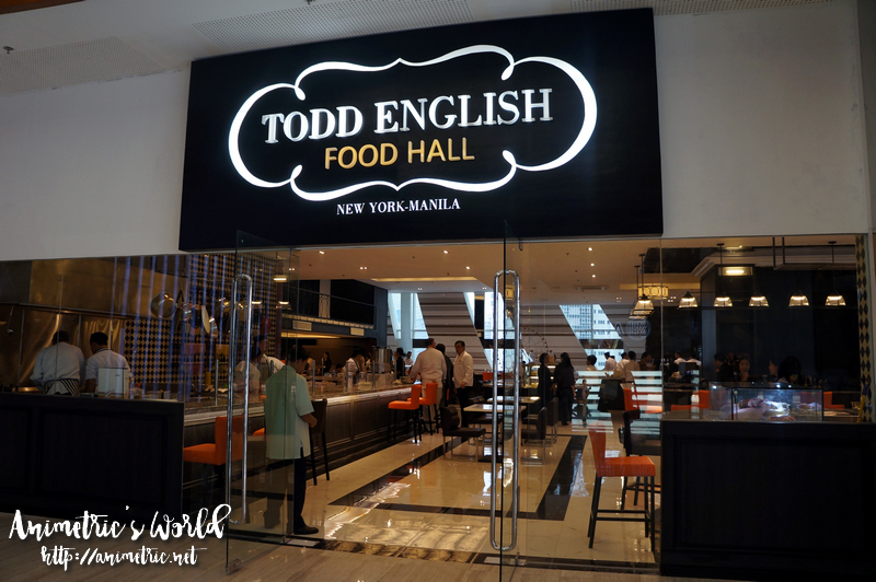 Todd English Food Hall SM Aura