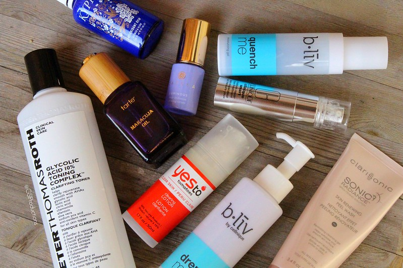 Empties Skincare