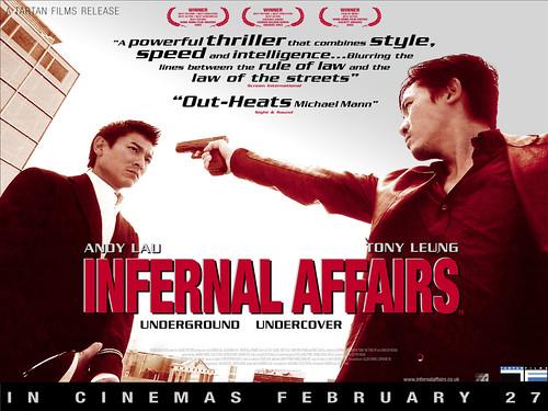 Infernal Affairs - Poster 2