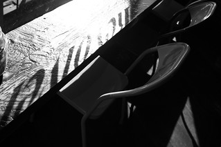 remember the fall sun casting fab revolver shadows? Neither do I :-) !!! 12October2016