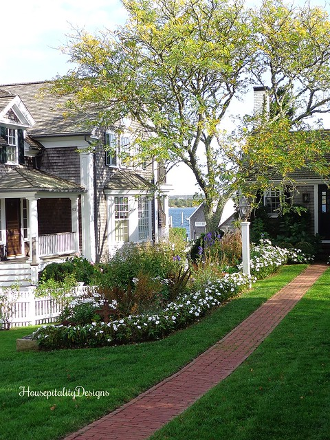 Cedar Shake - Martha's Vineyard - Housepitality Designs