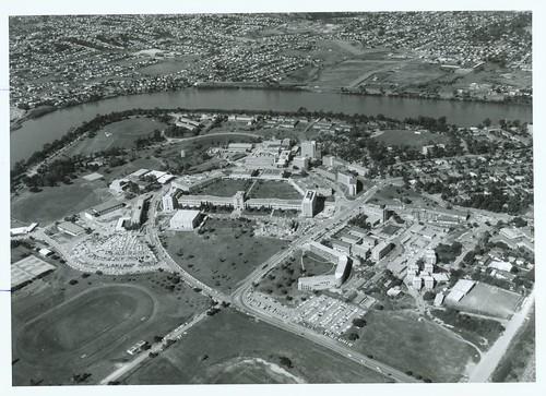 Building a University, 1938-1979.