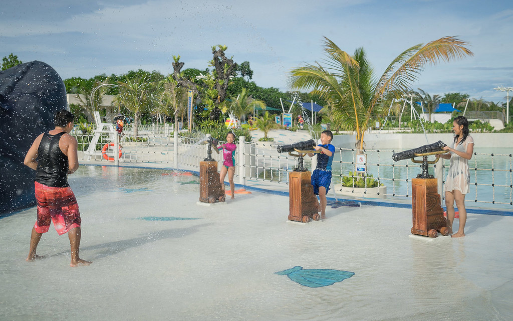 Palawan Waterpark_water canons