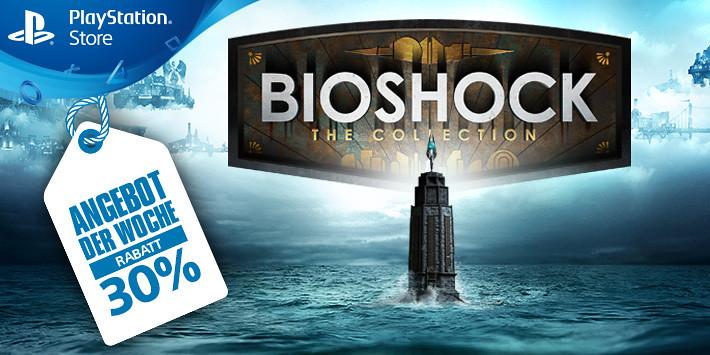 Angebot der Woche - BioShock: The Collection