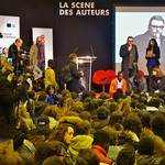 2015 Paris - Salon du Livre © A. Oury