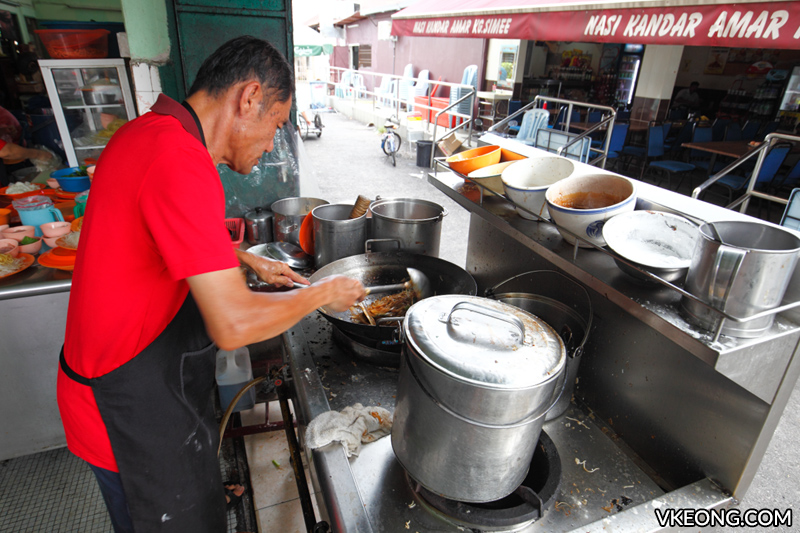 Fook Kee Fried Noodle Stall - Ipoh Food