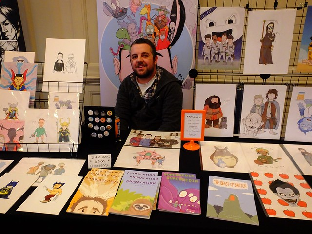 Edinburgh Comic Art Festival 2016 06