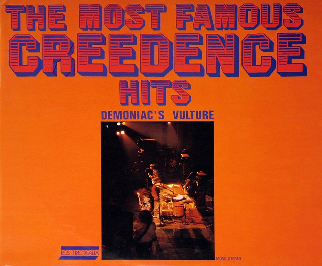 Demoniac's Vulture The Most Famous Creedence Hits