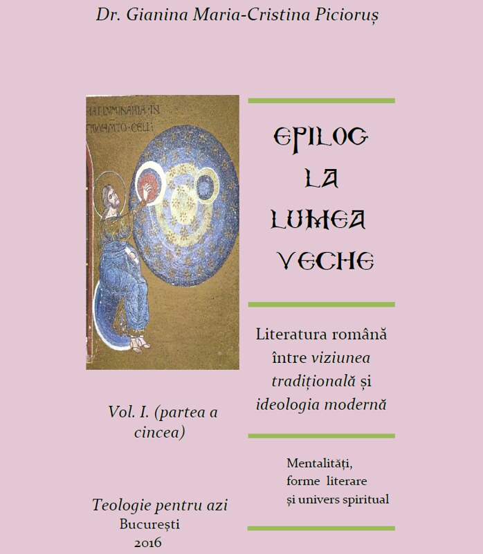 Epilog la lumea veche, I. 5 Emil Botta