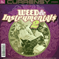 Weed & Instrumentals 2 (Front)