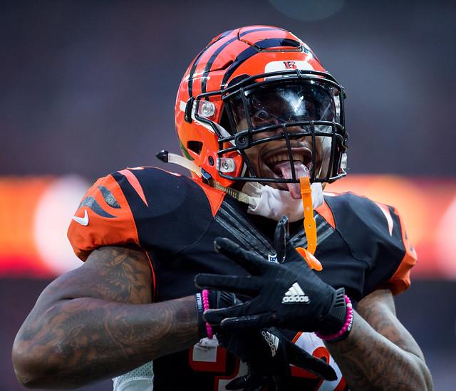 NFL Bengals v Redskins 136