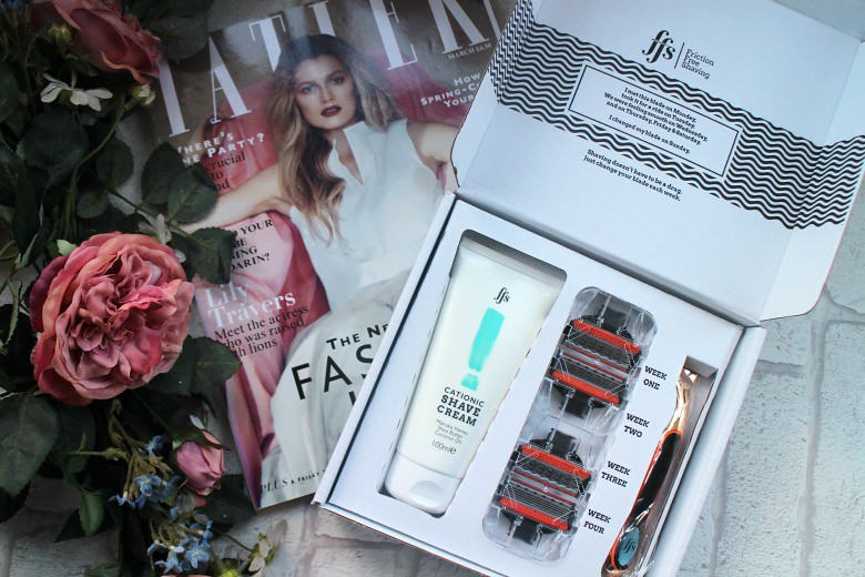 Ladies Razor Subscription Service