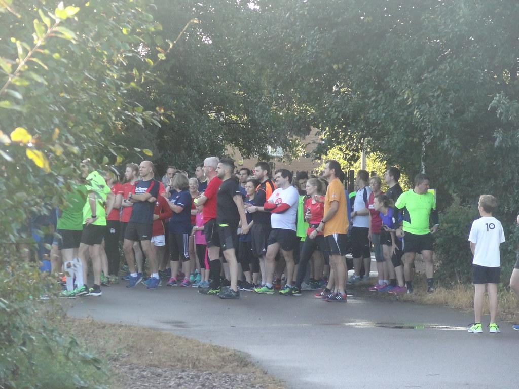Pre Run Briefing - Event 50.