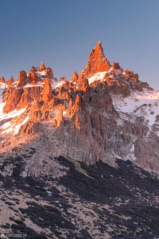 The peak - Parque Nacional Nahuel Huapi
