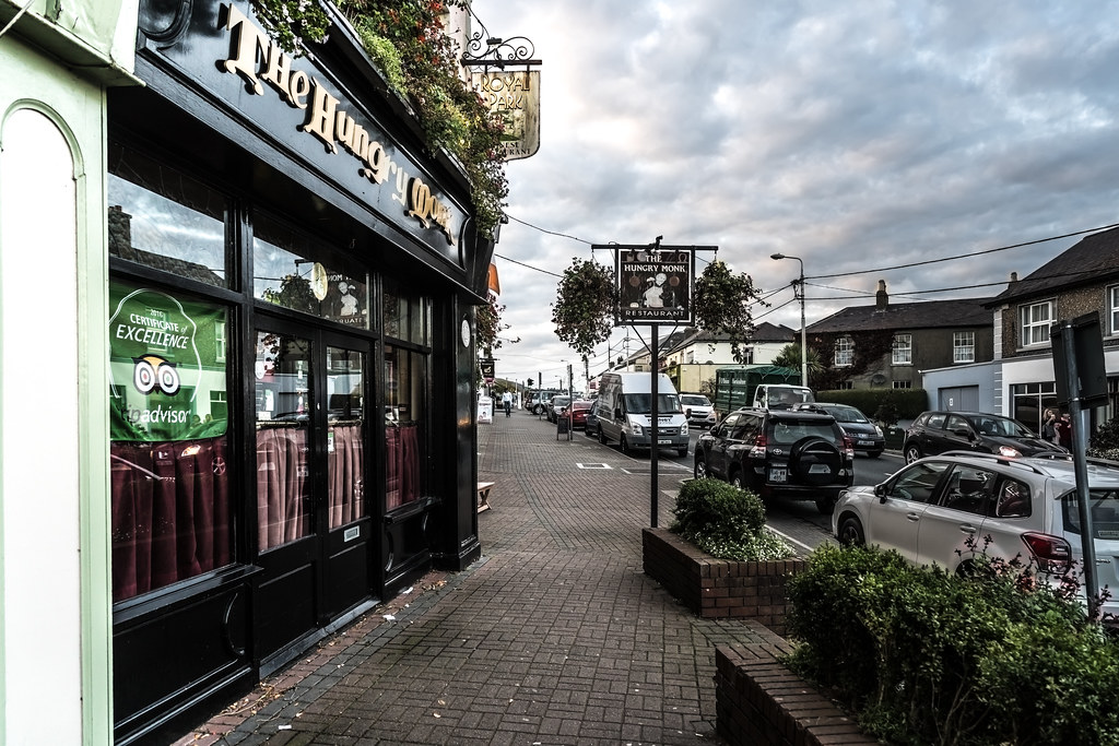 THE HUNGRY MONK IN GREYSTONES [A FAVOURITE OF MINE]-122049