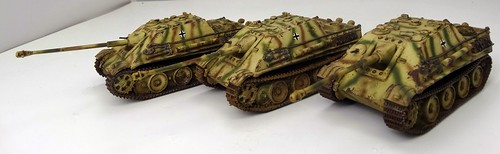 Bolt Action - Jagdpanther & Marder III