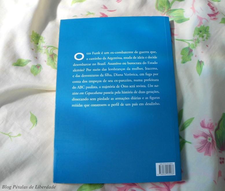 Resenha, livro, Um-nazista-em-Copacabana, Ubiratan-Muarrek, editora-rocco, opiniao, critica, fotos, trechos, sinopse, alemao