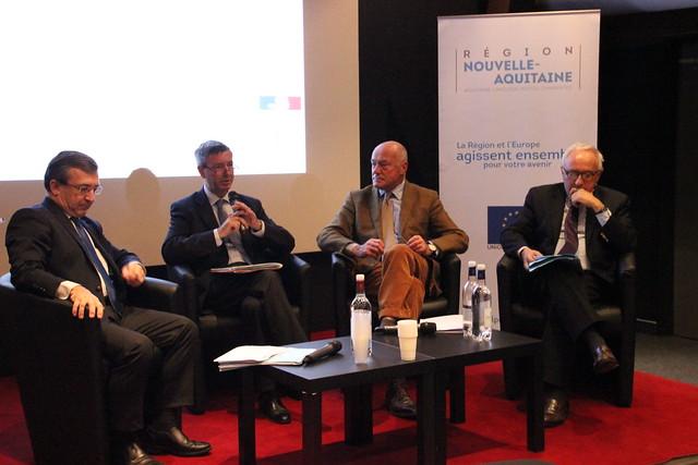 Installation du Comité régional de la mobilité Nouvelle-Aquitaine