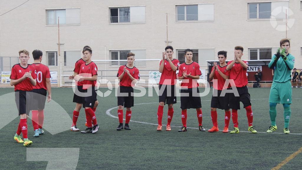 Liga Autonómica Cadete Alboraya UD - Valencia CF