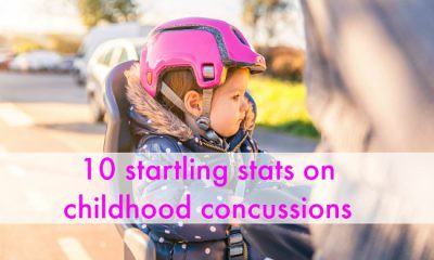10 things you need to know about childhood concussions
