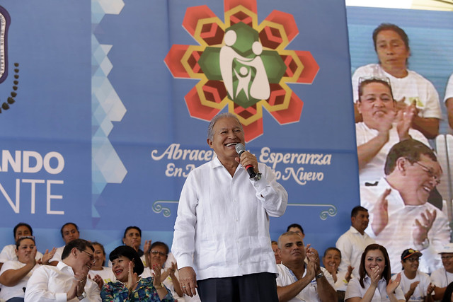 Festival del Buen Vivir y Gobernando con la Gente, Colón