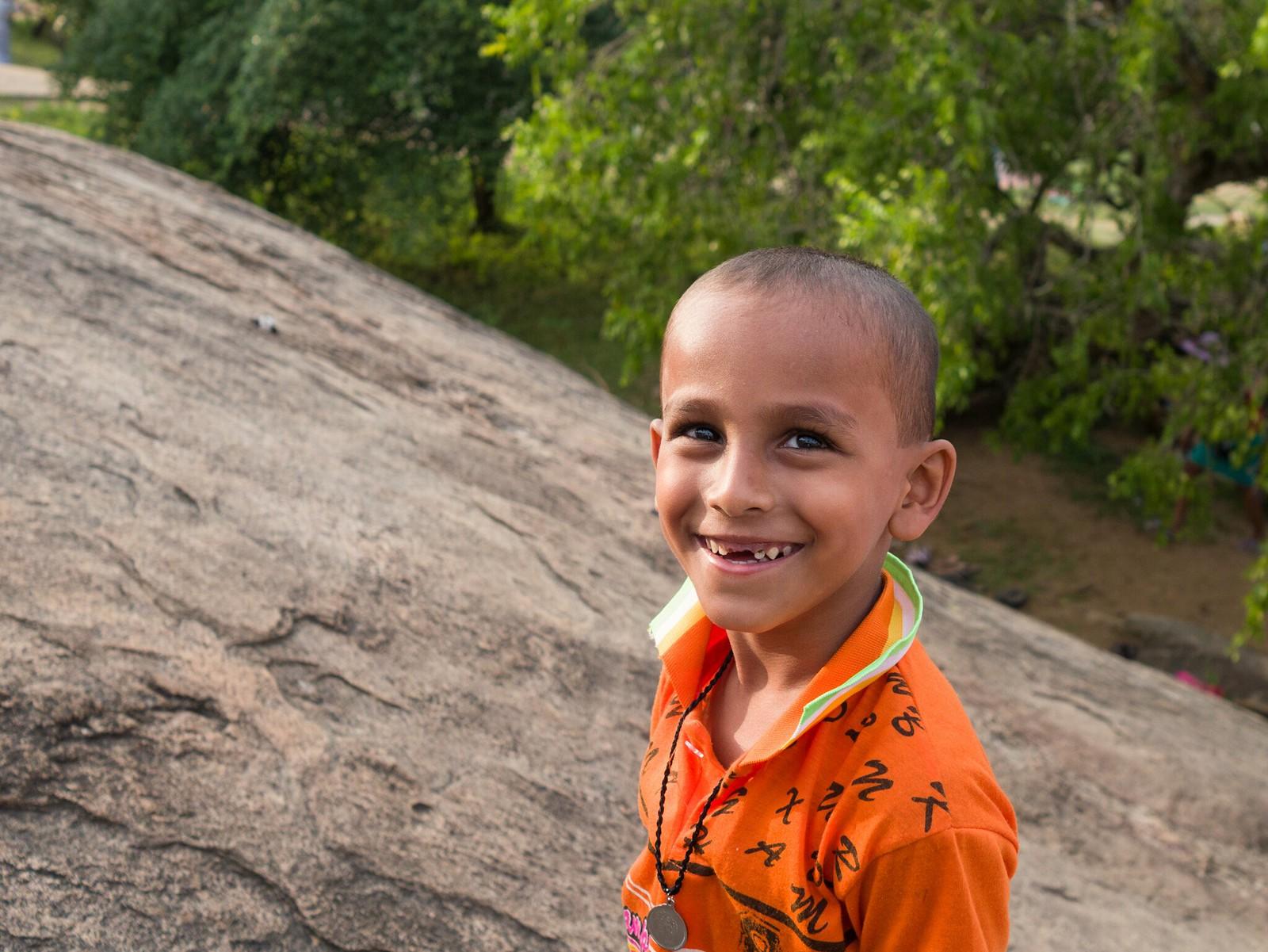 Big Smile (Kirinda,Sri Lanka)