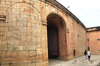 Bangalore - Fort gate