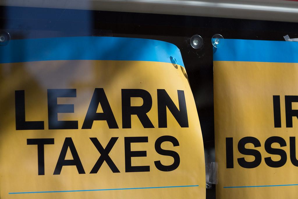 learn taxes