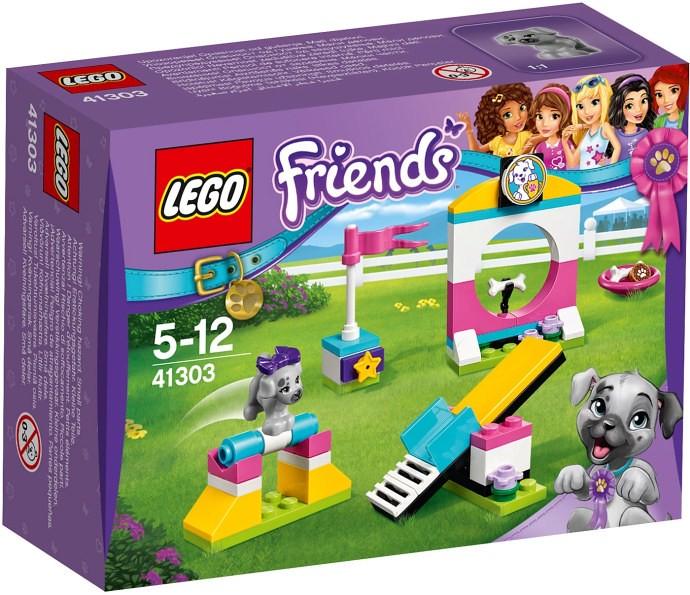 LEGO Friends 2017 - Puppy Playground (41303)
