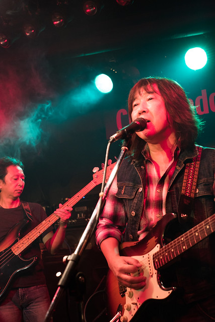 Rory Gallagher Tribute Festival - Little Wing live at Crawdaddy Club, Tokyo, 22 Oct 2016 -00079