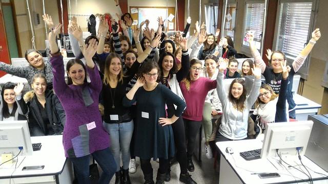 Il Tour di Coding Girls - Milano