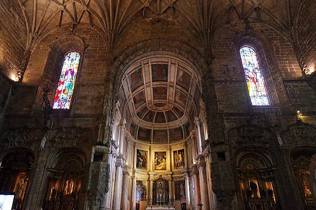 Lisbona - Belem, Monasteiro dos Joronimos (6)