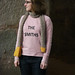 The Smiths Screenprinted Grainline Studio Linden Sweatshirt