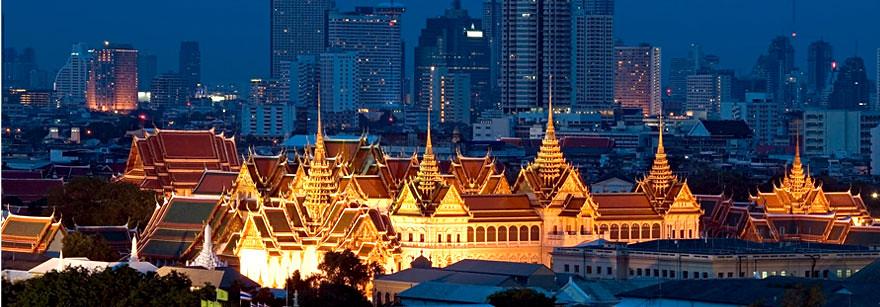 bangkok thailand landscape