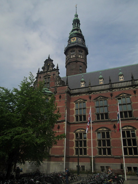 Groningen University Tower