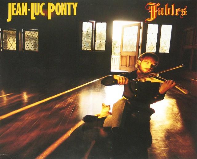 Jean-Luc Ponty - Fables Promo Copy