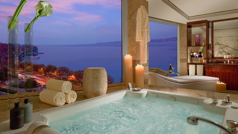 Image result for Royal Penthouse Suite at Hotel President Wilson