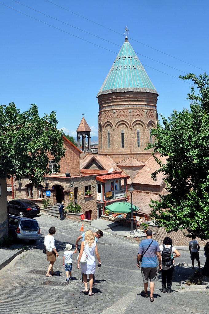 29 Достопримечательности Тбилиси