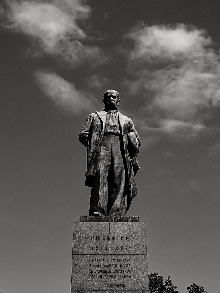 T.Shevchenko