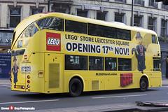 Wrightbus NRM NBFL - LTZ 1192 - LT192 - Lego Store - Victoria 38 - Arriva - London - 161126 - Steven Gray - IMG_5725