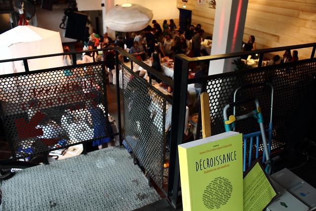 Salon Raccord(s) à La Bellevilloise - 25 septembre 2016