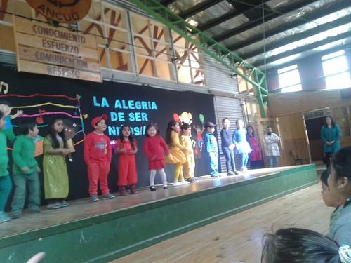 Asamblea Pre Kinder 2016