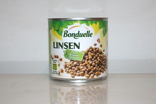 05 - Zutat Linsen / Ingredient lentils