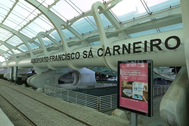 Oporto International Airport