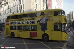 Wrightbus NRM NBFL - LTZ 1219 - LT219 - Lego Store - Victoria 38 - Arriva - London - 161126 - Steven Gray - IMG_5515