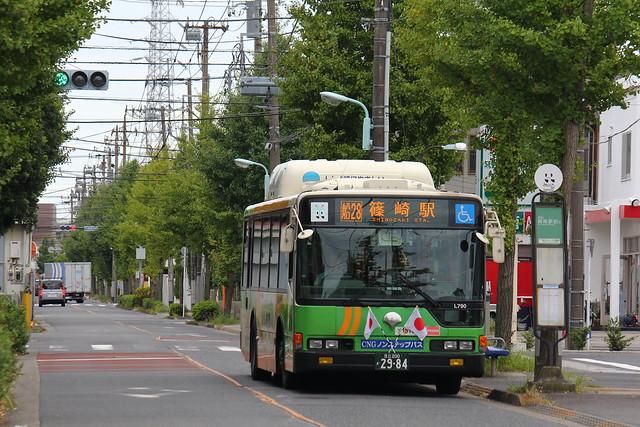 2016/10/10 東京都交通局 L790