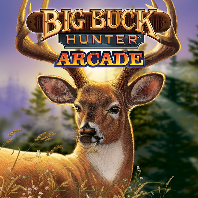 Buck Buck Hunter Arcade
