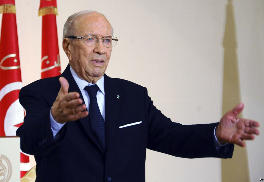 """Essebsi to Bardo survivors: """"Death is a part of life"""""""
