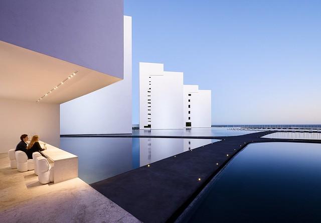Hotel, residance, resort architecture Mar Adentro Sundeno_30