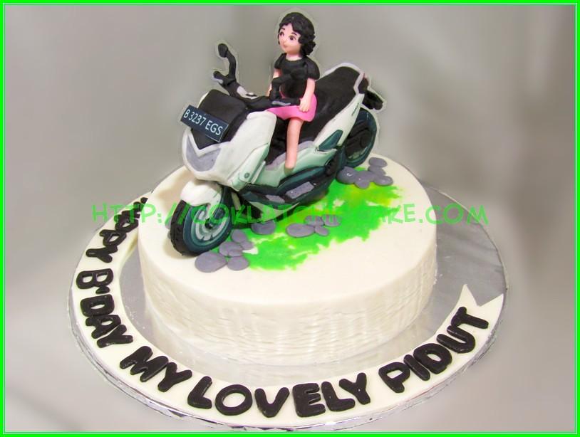 Cake Yamaha NMAX